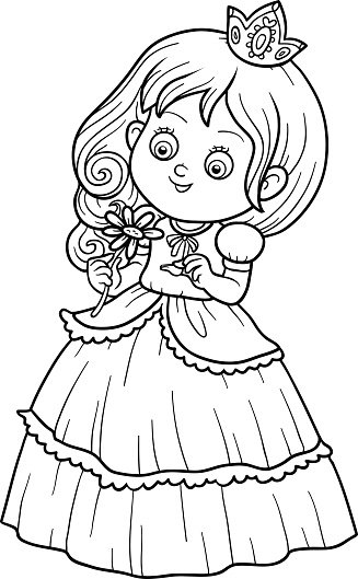 little princes coloring pages pdf download